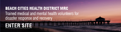 Beach Cities Health District MRC Enter Site